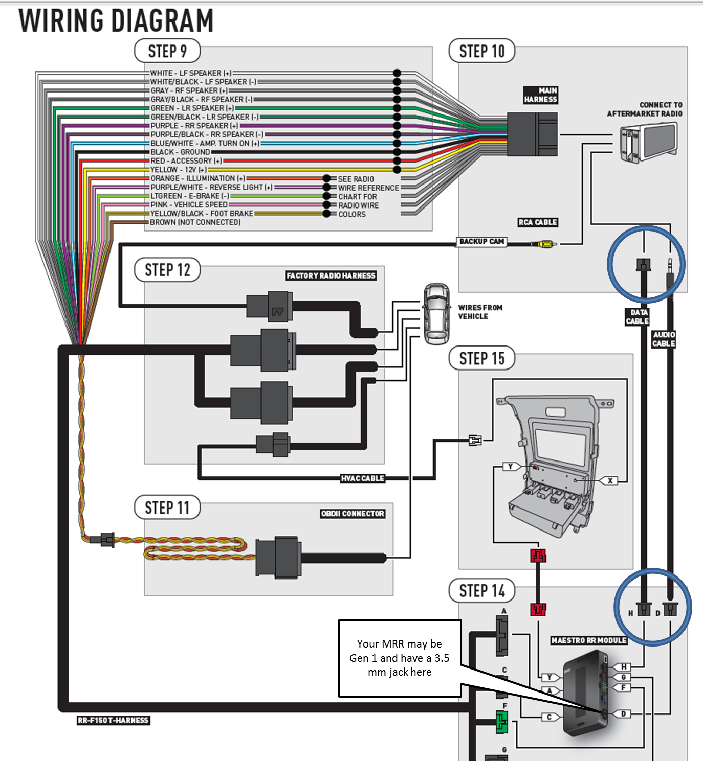 Ford Factory Radio Wiring Diagram For Pioneer | Wiring Diagram - Pioneer Avh-200Ex Wiring Diagram