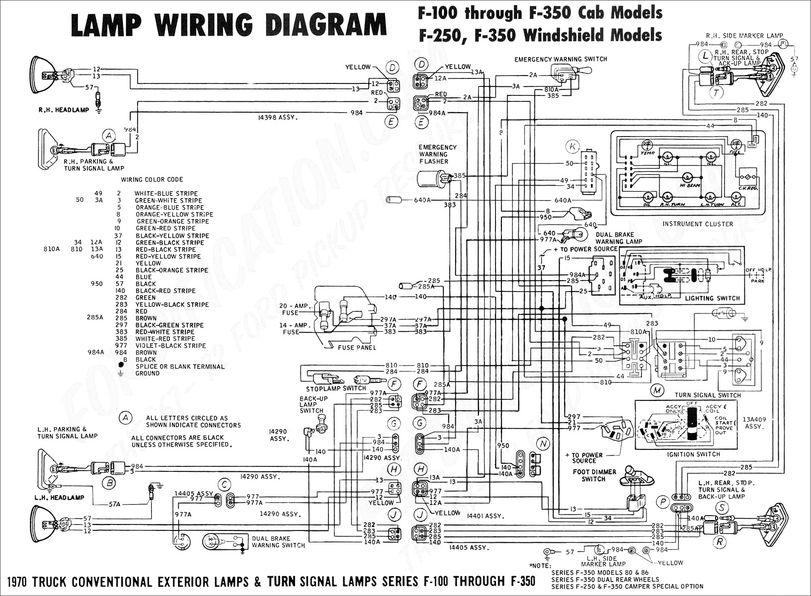 Ford Plug Wiring Diagram | Wiring Diagram - 2001 Ford Mustang Spark Plug Wiring Diagram