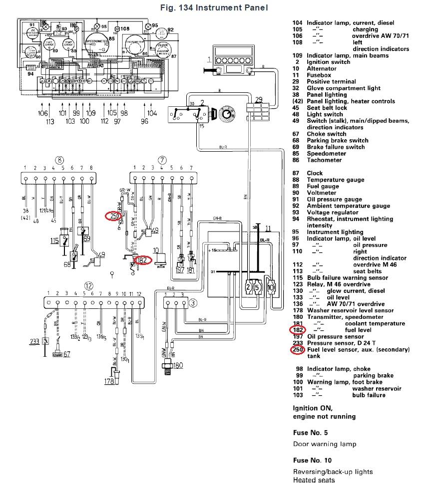 Fuel Tank Schematic Diagram | Wiring Library - Fuel Sending Unit Wiring Diagram