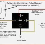 Furnace Blower Relay Diagram   Wiring Diagram Explained   12 Volt Relay Wiring Diagram