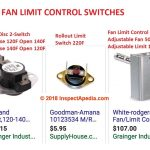 Furnace Fan Limit Switch: How Does A Fan/limit Switch Work? How To   Goodman Furnace Wiring Diagram
