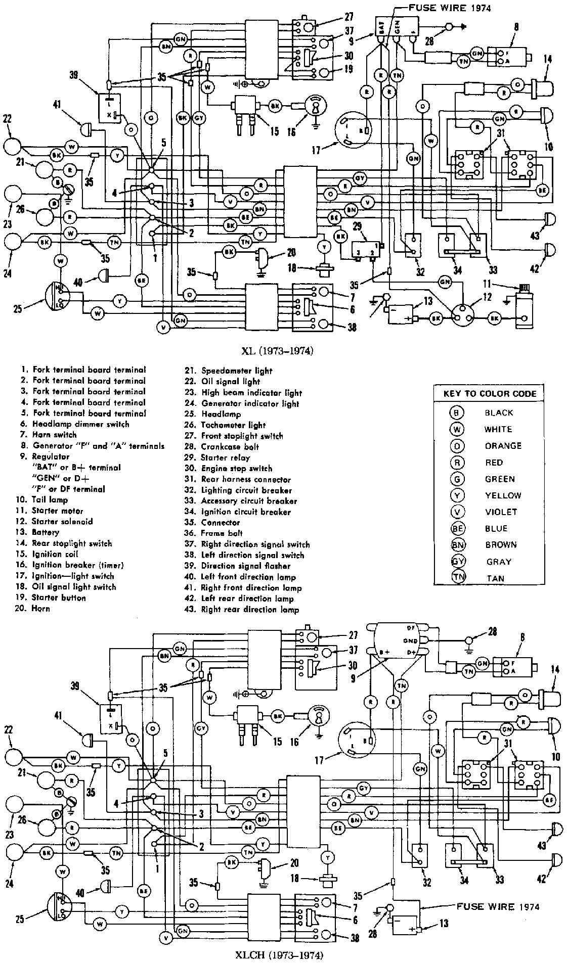 Fxef Wiring Diagram - Auto Electrical Wiring Diagram - Harley Davidson Headlight Wiring Diagram