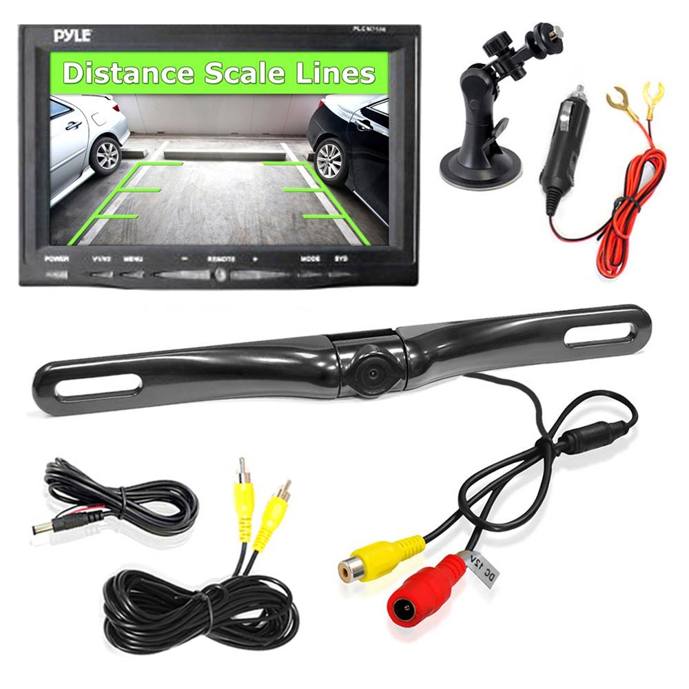 Gallery Of Tft Backup Camera Wiring Diagram - Trusted Wiring Diagram - Pyle Backup Camera Wiring Diagram