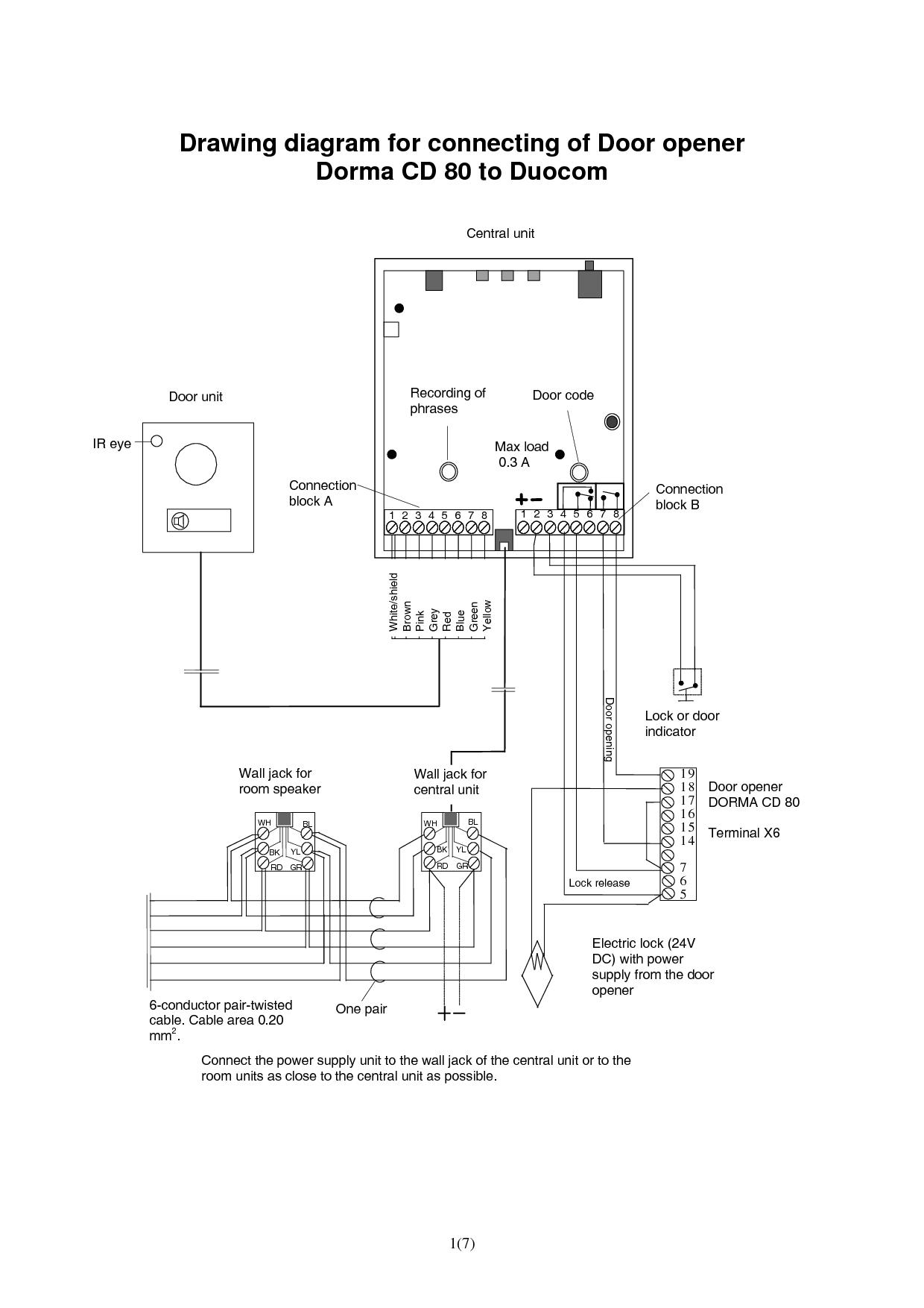 Garage Door Control Wiring | Best Wiring Library - Garage Door Opener Wiring Diagram