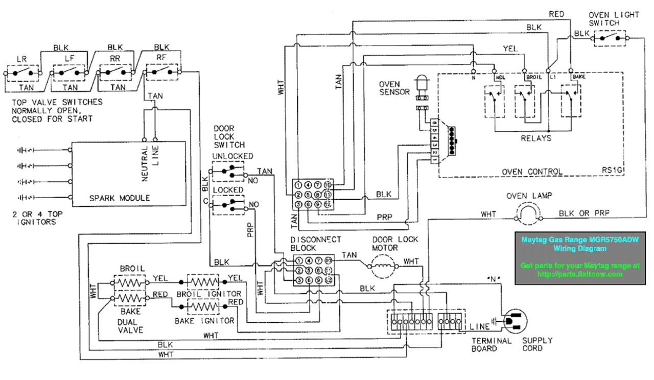 ge cooktop wiring diagram