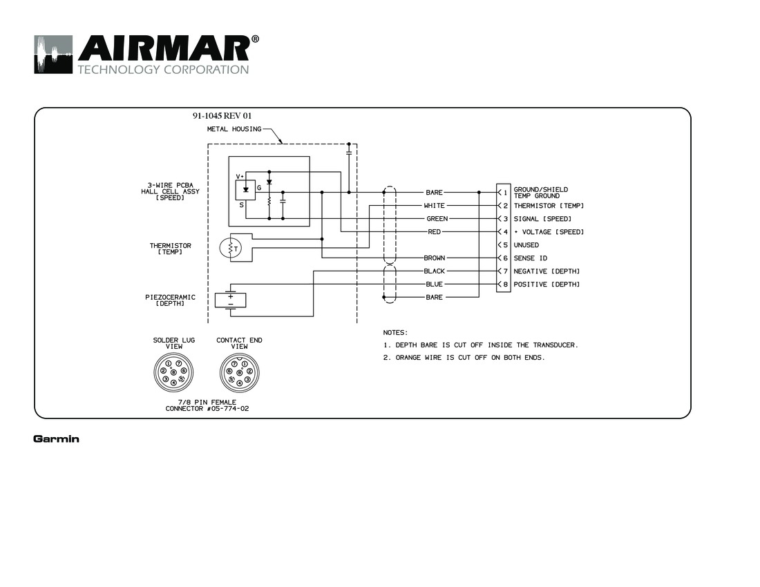 Gemeco | Wiring Diagrams - 7 Pin Wiring Diagram