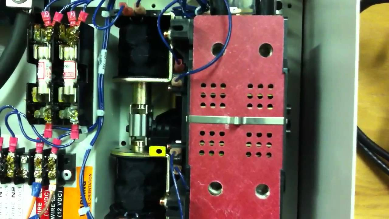 Generac Automatic Transfer Switch Schematic - Wiring Diagrams Lose - Generac Transfer Switch Wiring Diagram