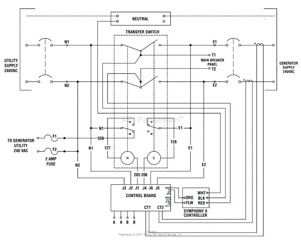 Generac Rts Transfer Switch Wiring - Data Wiring Diagram Site - Generac Transfer Switch Wiring Diagram
