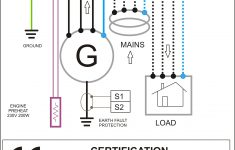 Generator Transfer Switch Wiring Diagram Lovely 3 Phase Automatic In   Generator Automatic Transfer Switch Wiring Diagram