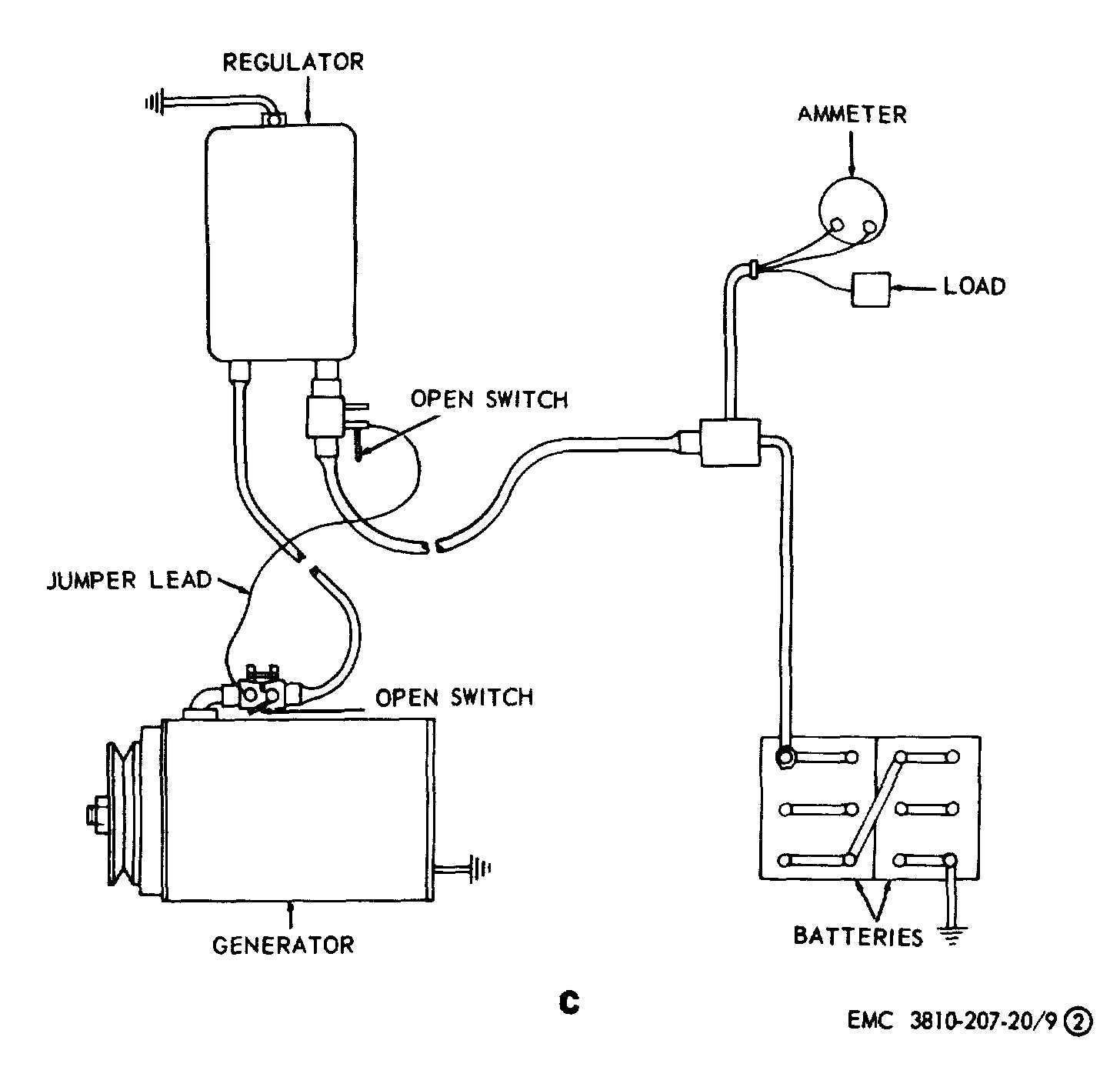 Generator Voltage Regulator Wiring Diagram   Manual E-Books - 12 Volt Generator Voltage Regulator Wiring Diagram