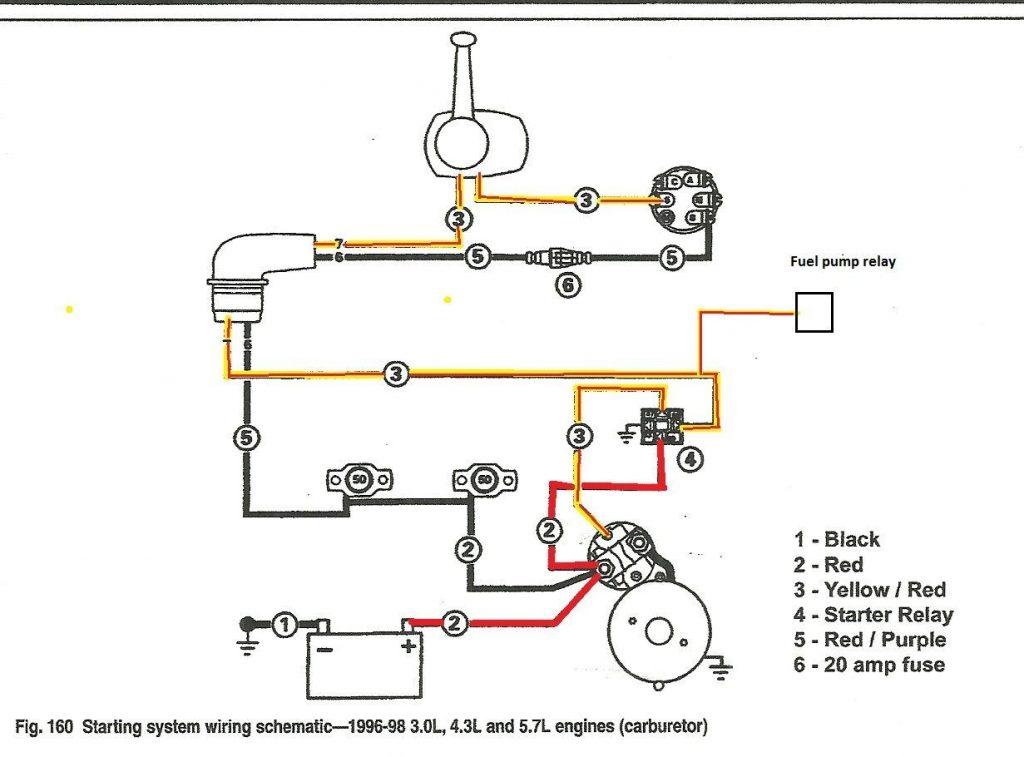 Gm 1 Wire Alternator Wiring Diagram Starter Motor Solenoid   1 Wire Alternator Wiring Diagram