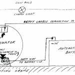 Gm Alternator Wiring Diagram Internal Regulator New Gm Alternator   Delco Alternator Wiring Diagram