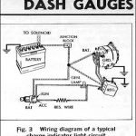 Enjoyable Ampere Gauge Wiring Diagram Wirings Diagram Wiring Database Liteviha4X4Andersnl