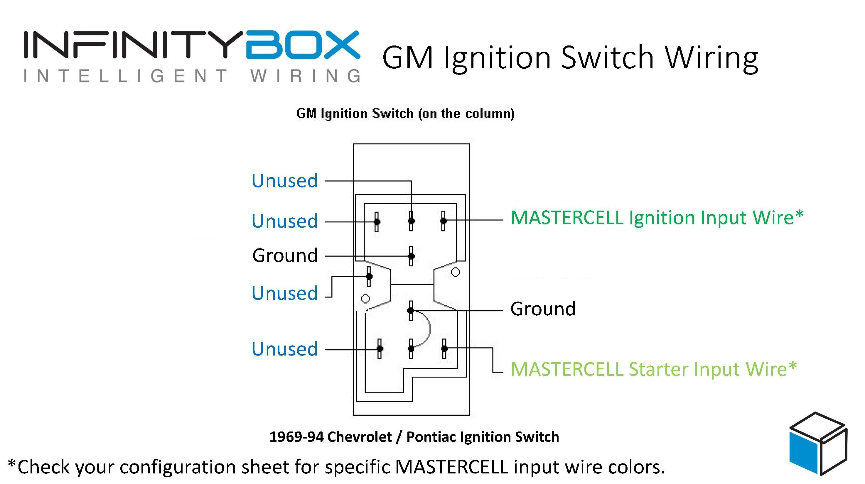 Gm Column Ignition Switch Wiring Diagram Valid Wiring Diagram For - Universal Ignition Switch Wiring Diagram
