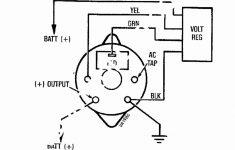 3 wire gm cs130 alternator wiring diagram  4 wire alternator diagram  powermaster one wire alternator