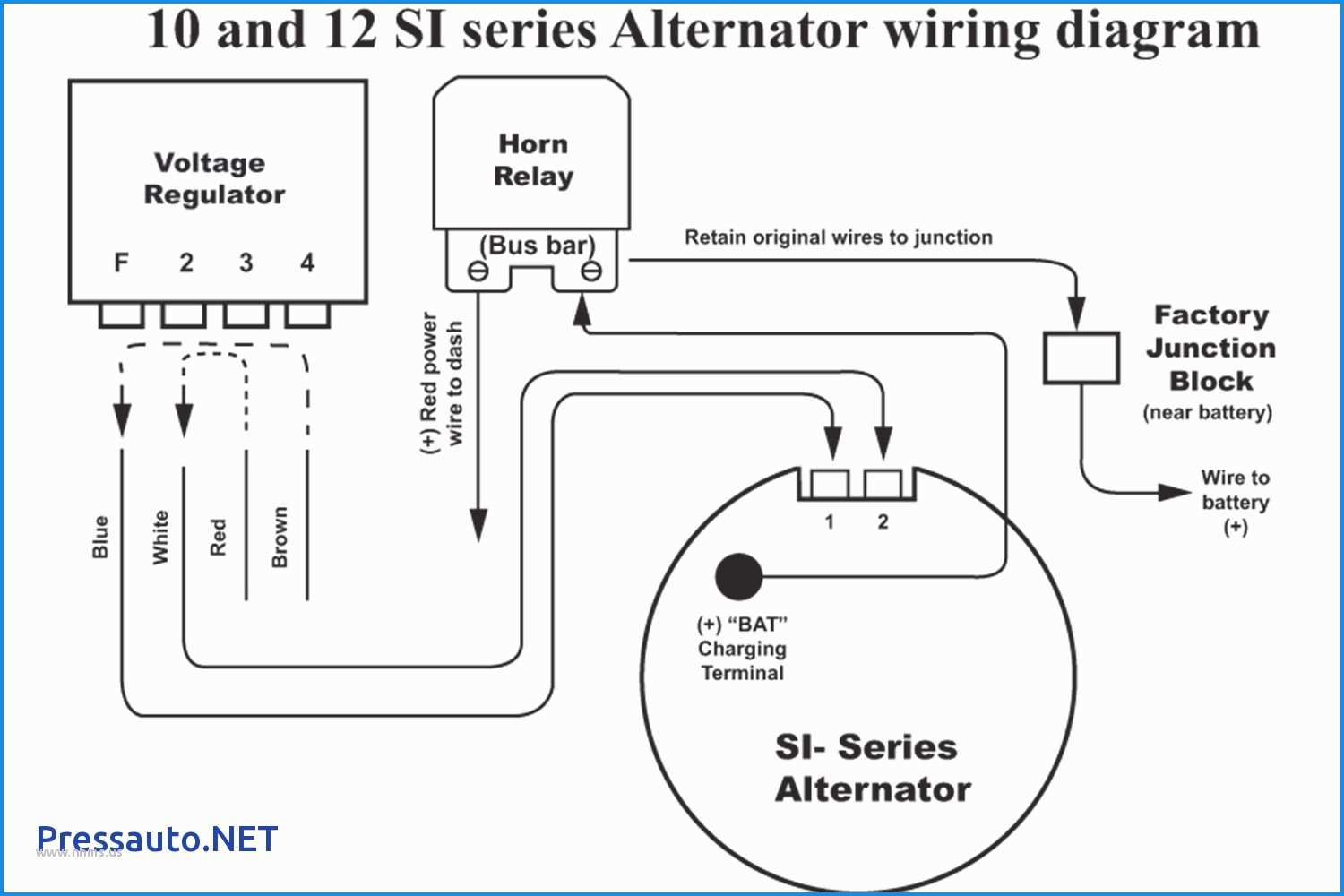 Gm Single Wire Alternator Diagram - Wiring Diagrams Hubs - One Wire Alternator Wiring Diagram Chevy