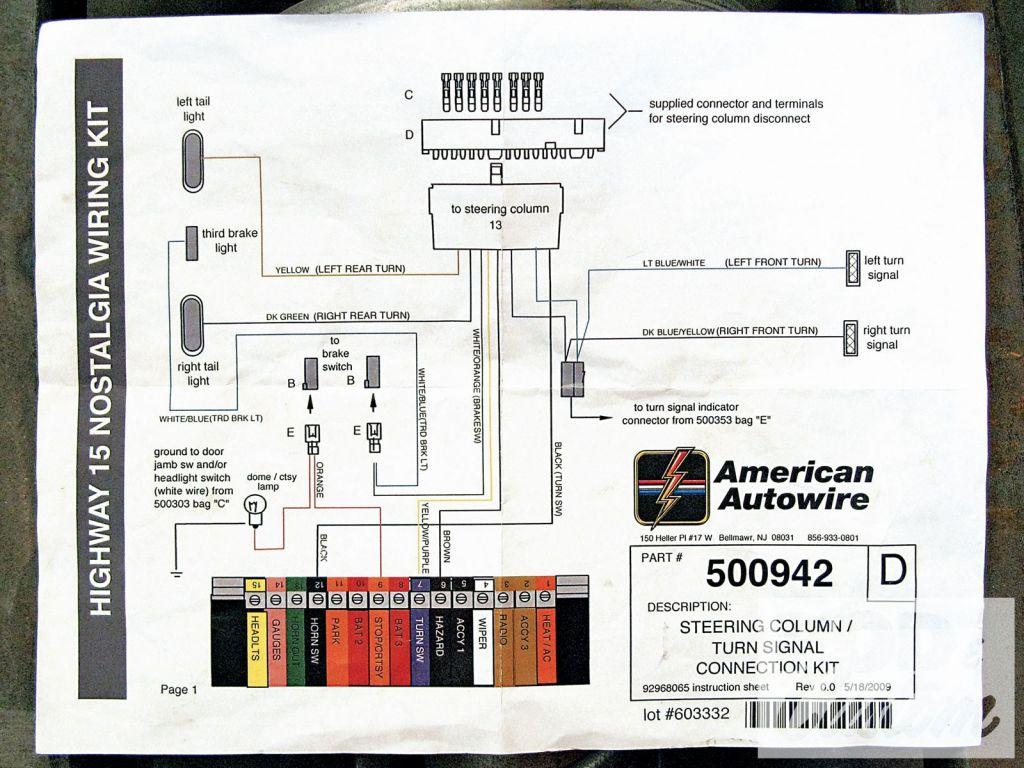 Gm Steering Column Wiring Diagram - Mikulskilawoffices - Gm Steering Column Wiring Diagram