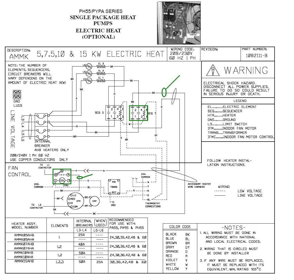 Goodman Ac Wiring | Wiring Diagram - Goodman Air Handler Wiring Diagram