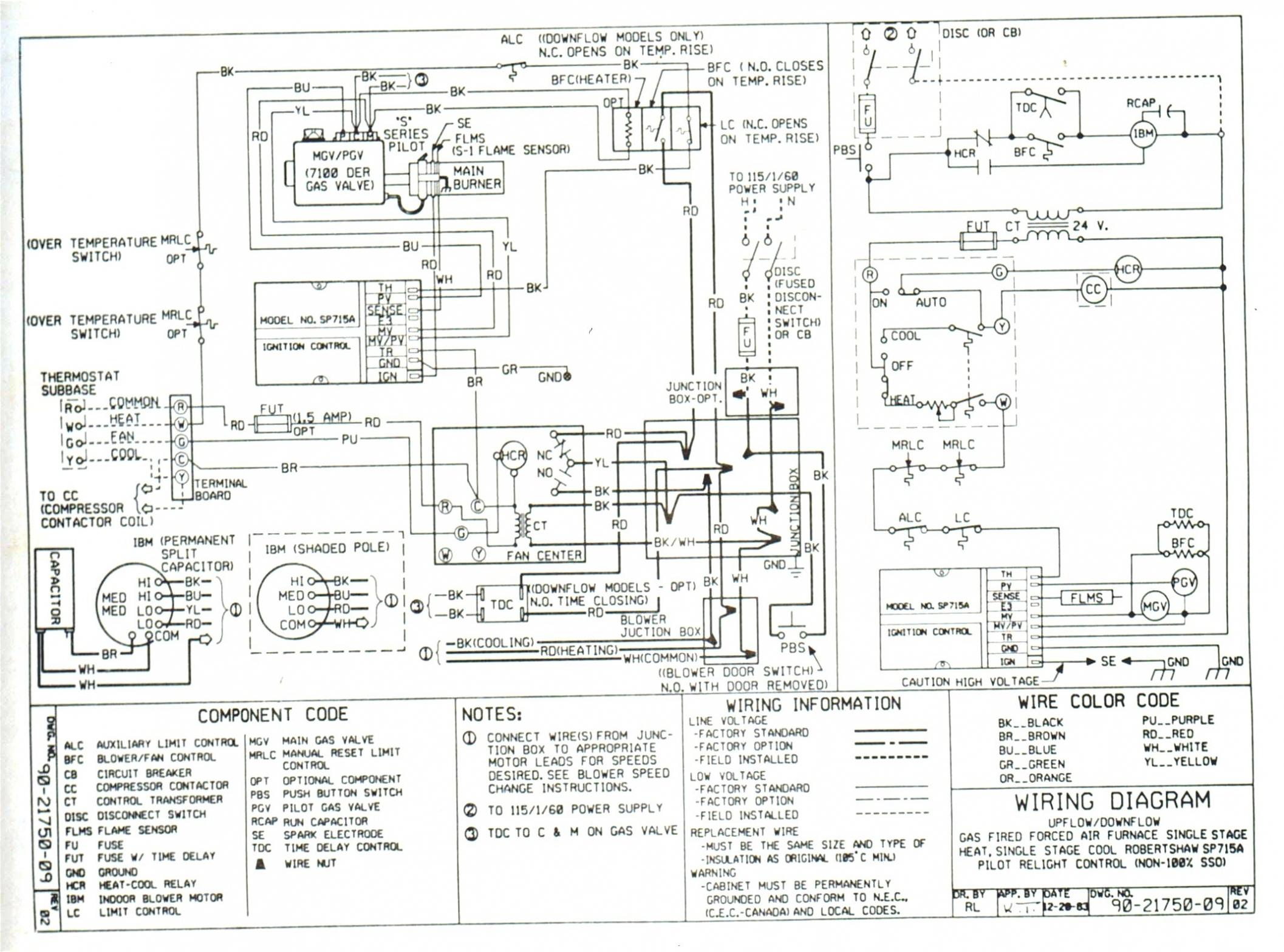 Goodman Air Handler Fan Relay Wiring Diagram Free Picture | Wiring - Air Handler Fan Relay Wiring Diagram