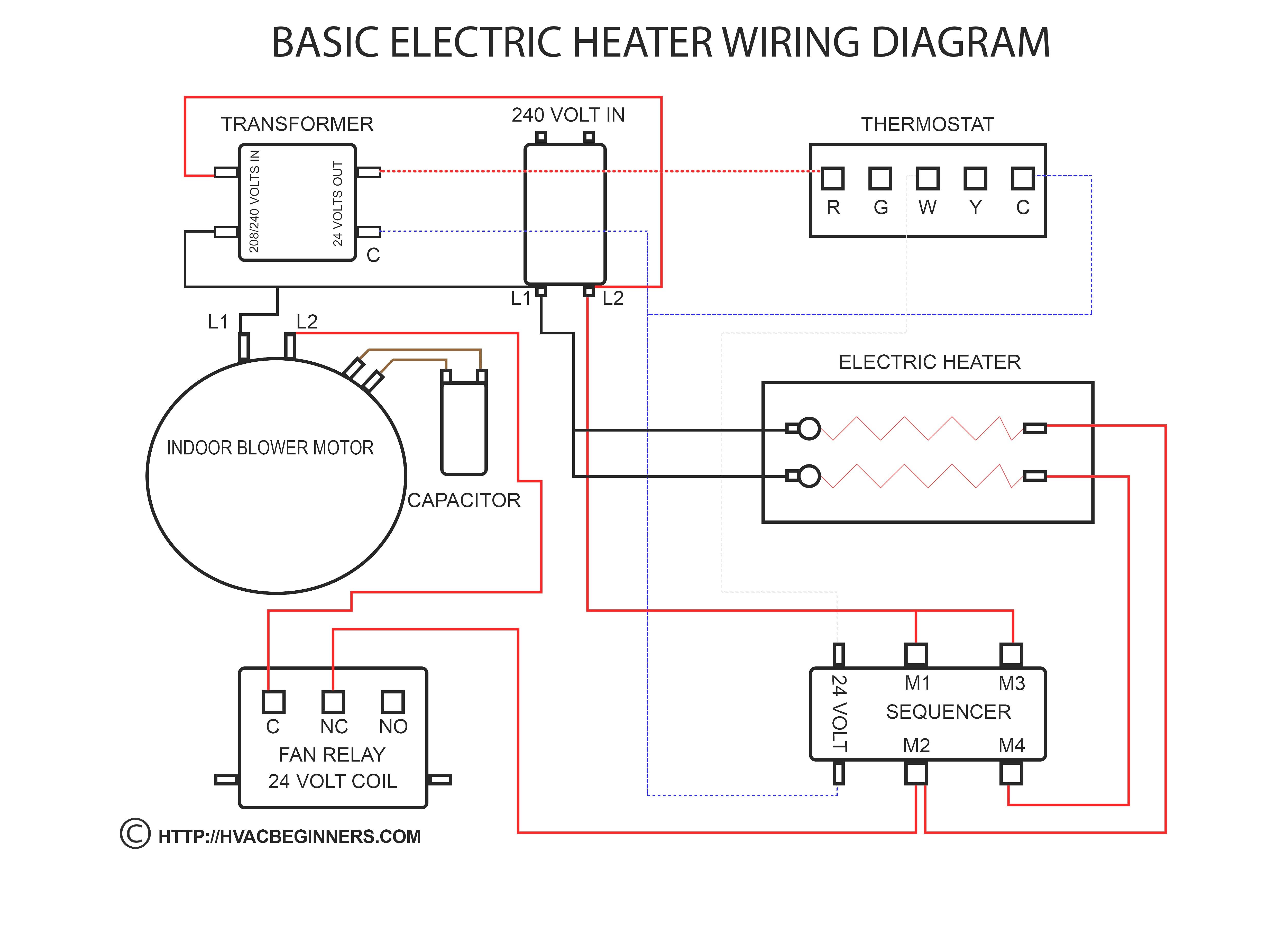 Goodman Air Handler To Heat Pump Wiring Diagram | Wiring Diagram - Goodman Heat Pump Thermostat Wiring Diagram
