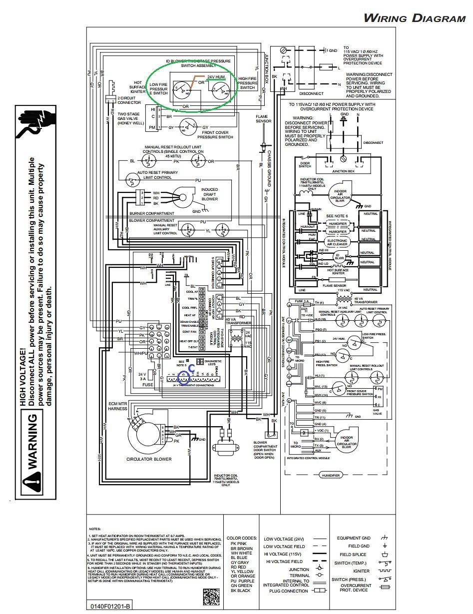 Goodman Air Handler Wiring Diagram First Co Thermostat Window Ac - Goodman Air Handler Wiring Diagram