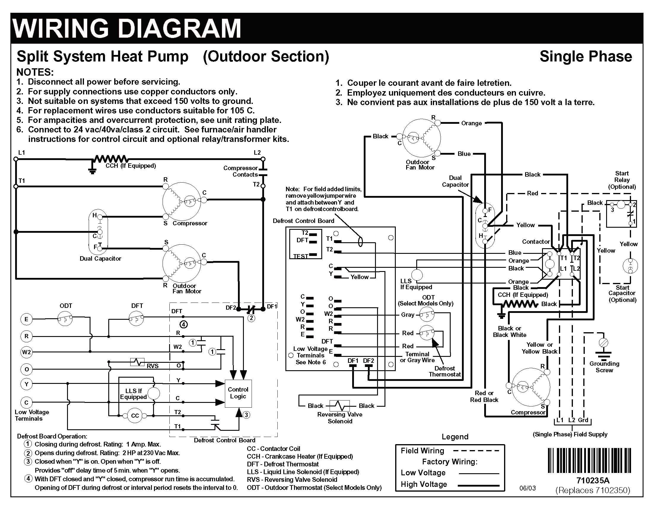 Goodman Air Handler Wiring Diagram - Kuwaitigenius - Goodman Heat Pump Wiring Diagram