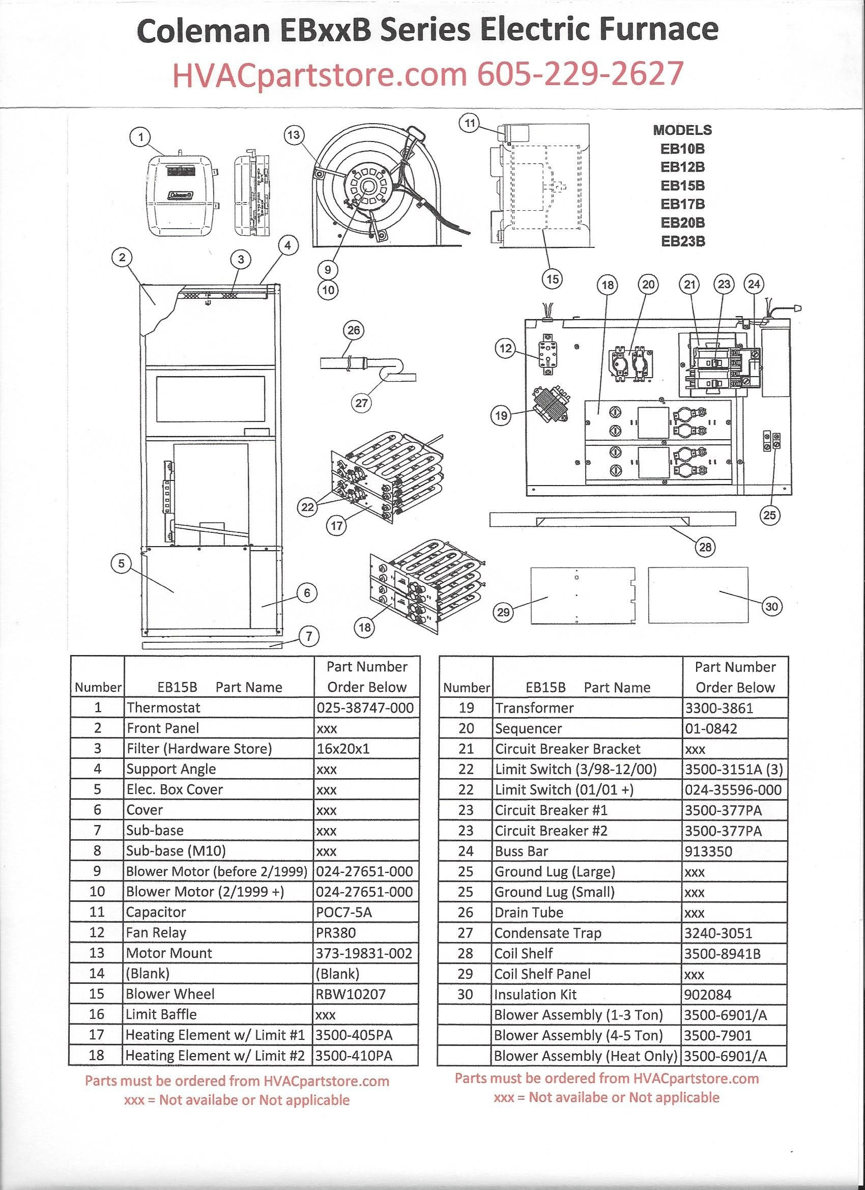 Goodman Electric Furnace Wiring Diagram | Free Wiring Diagram - Goodman Electric Furnace Wiring Diagram