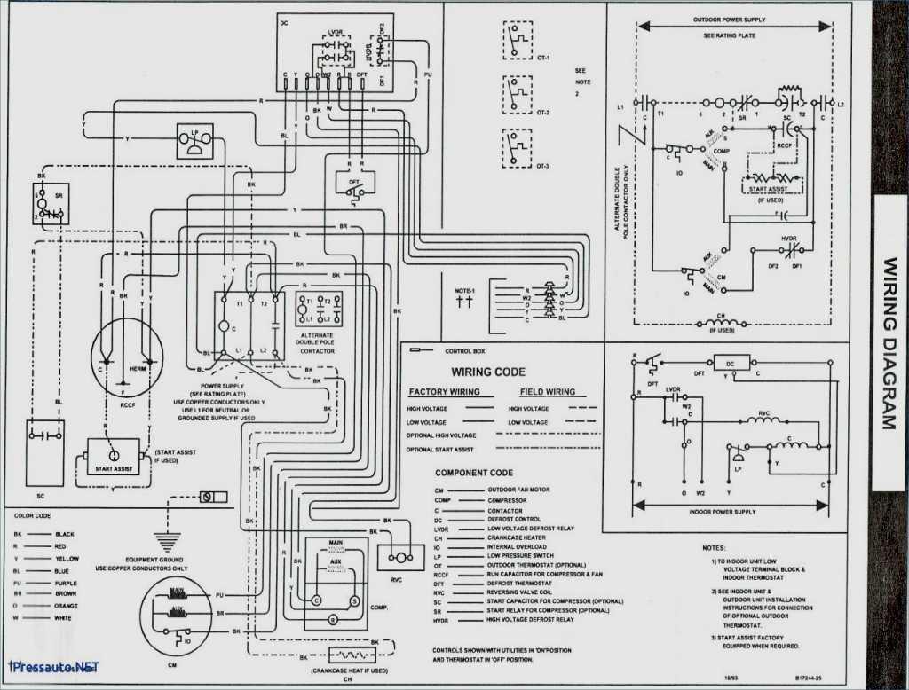 Goodman Furnace Blower Wiring Schematics - All Wiring Diagram - Goodman Furnace Wiring Diagram