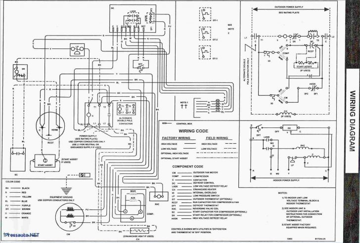 Electric Heat Wiring Diagram