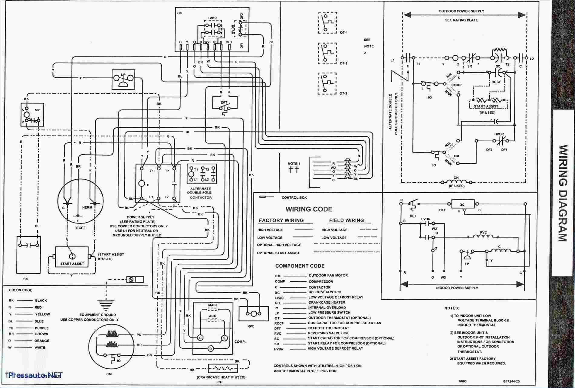 Goodman-Gmp-075-3-Furnace-Control-Board-Wiring-Diagram-Wire-Center-U - Electric Heat Wiring Diagram
