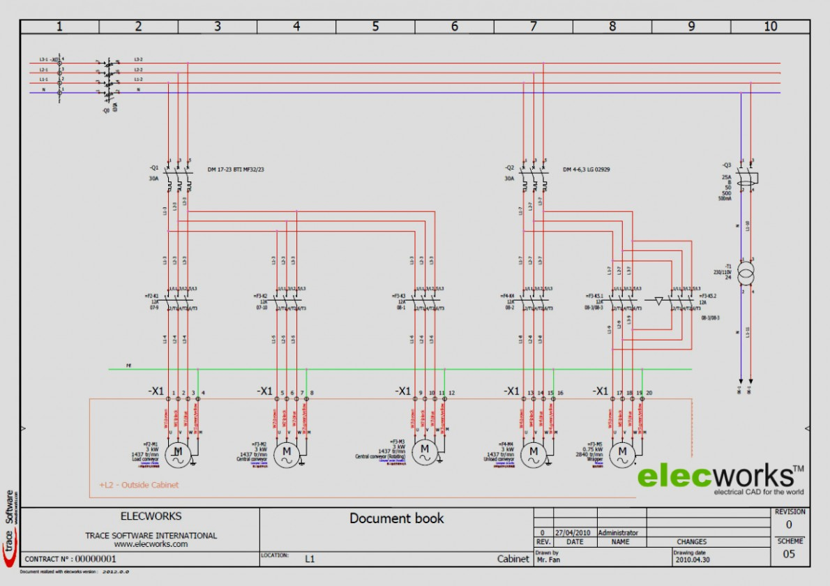 Great Free Electrical Wiring Diagram Software Schematic Library - Free Wiring Diagram Software