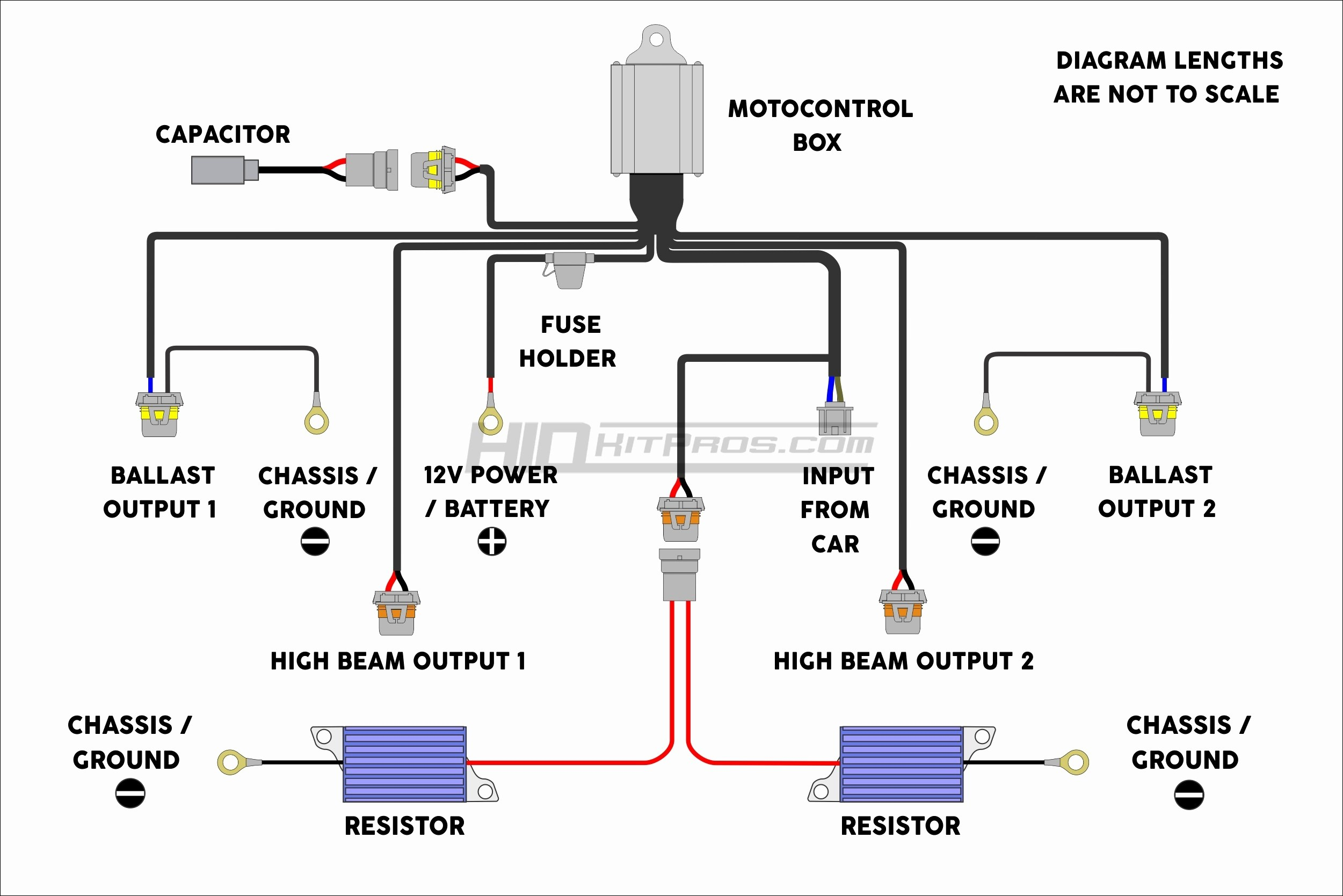 H4 Light Wiring | Wiring Diagram - H4 Wiring Diagram