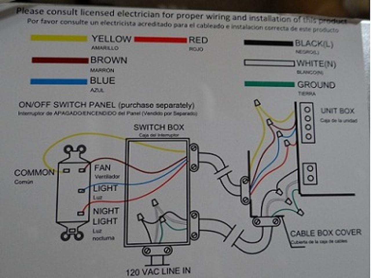 Hampton Bay Altura Ceiling Fan Wiring Diagram | Wiring Diagram - Hampton Bay Ceiling Fan Wiring Diagram