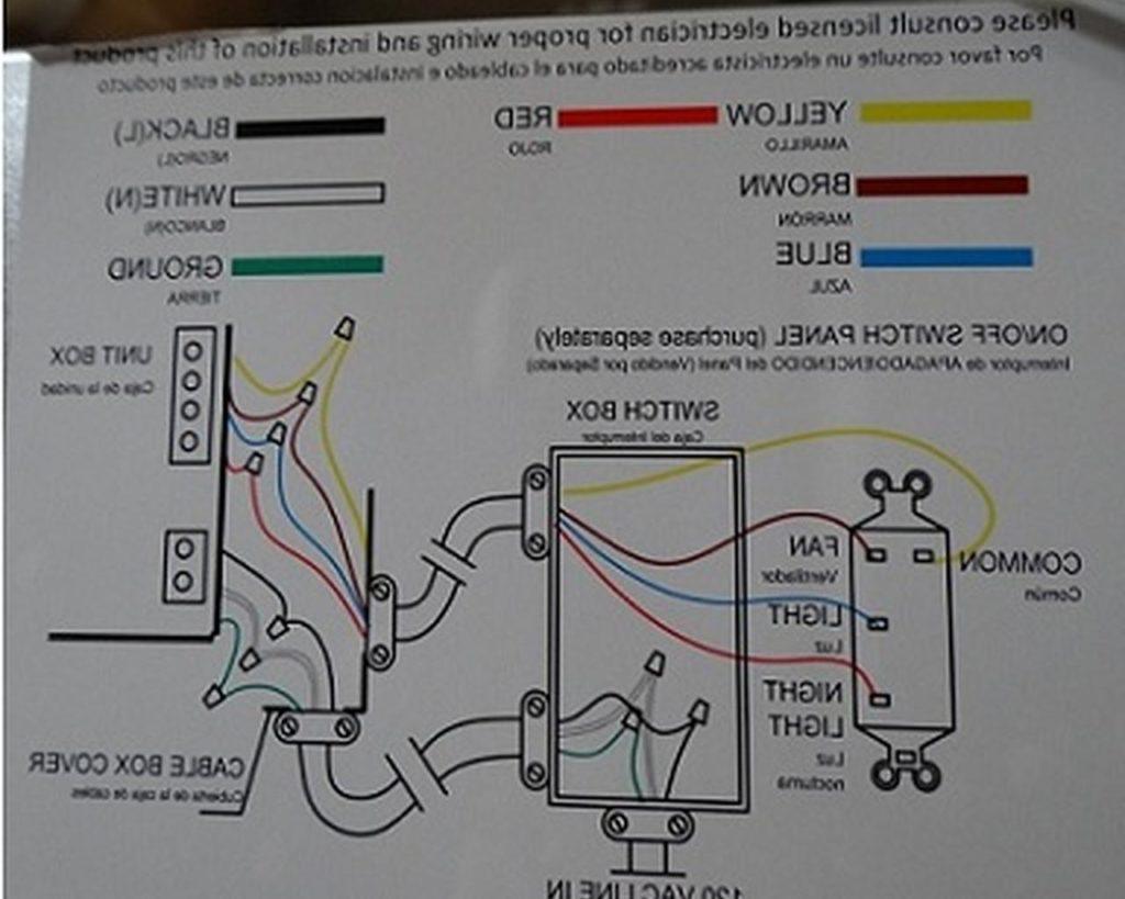 Hampton Bay Ceiling Fan Wiring Diagram Lorestan Info With - Hampton Bay Ceiling Fan Wiring Diagram