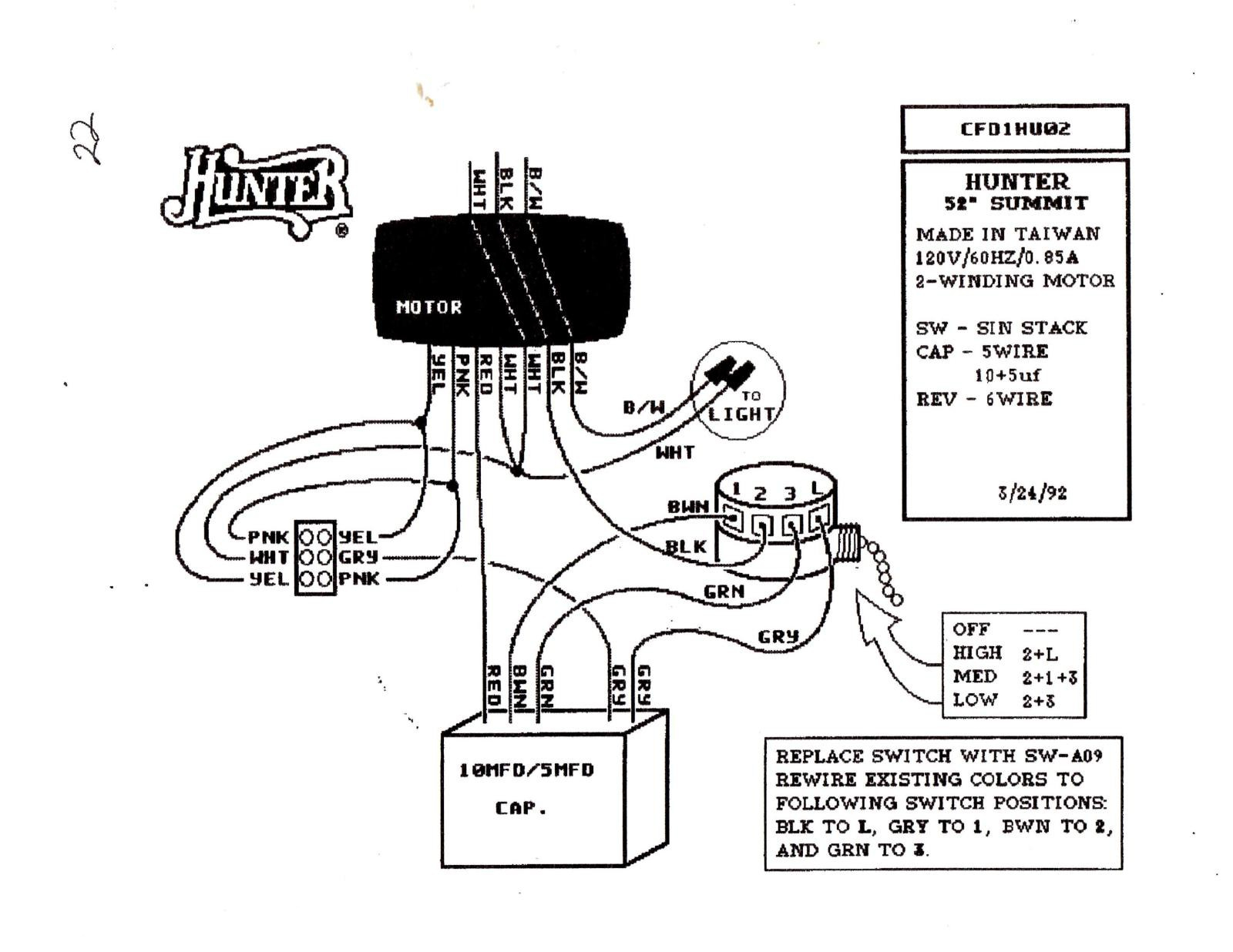 Harbor Breexe Wiring Diagram Fan And Light | Manual E-Books - Harbor Breeze Fan Wiring Diagram