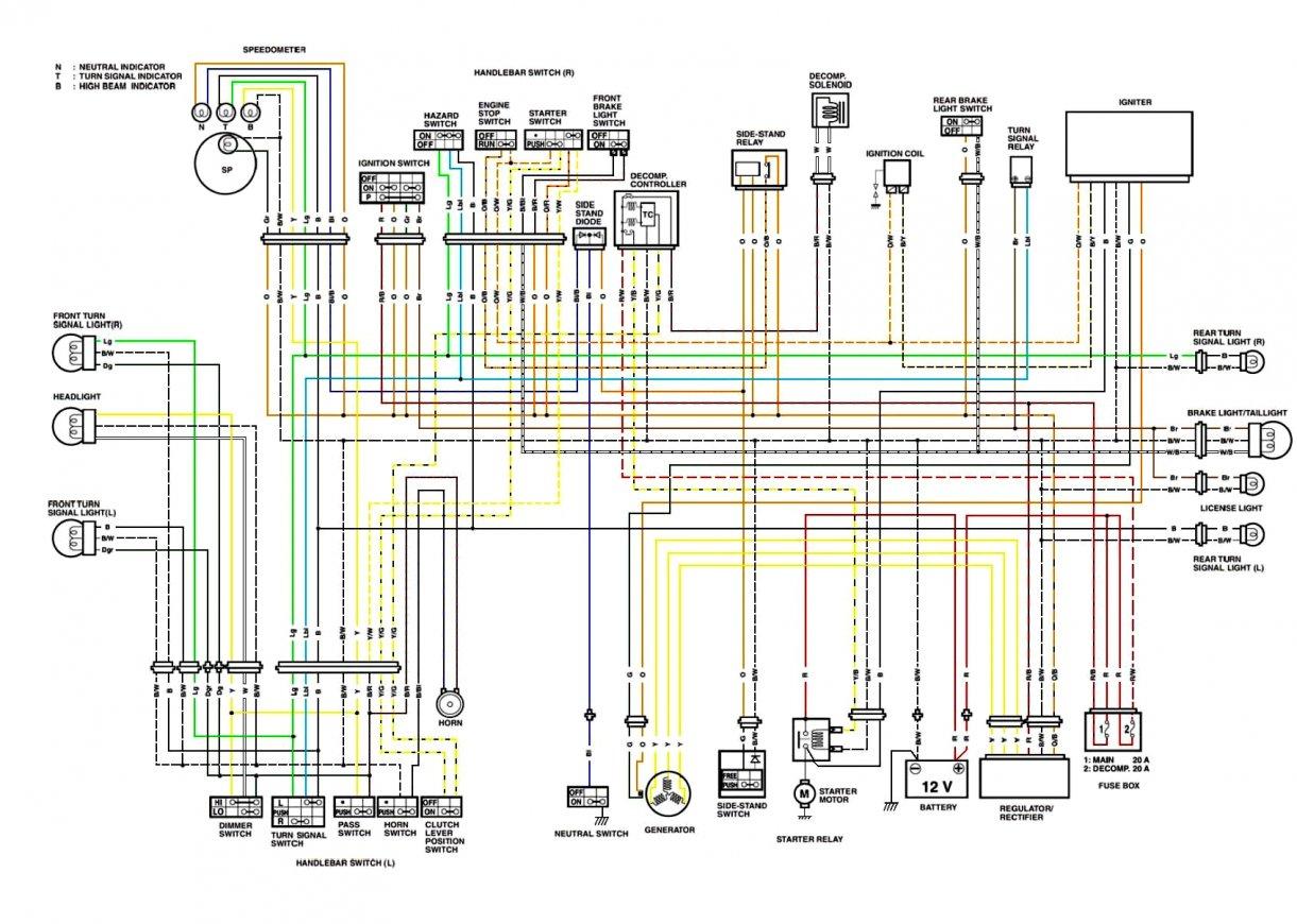 Harley Turn Signal Wiring Diagram | Wiring Diagram - Harley Turn Signal Wiring Diagram