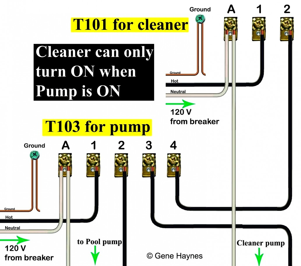 Hayward Super Ii Pool Pump Wiring Diagram | Manual E-Books - Hayward Super Pump Wiring Diagram
