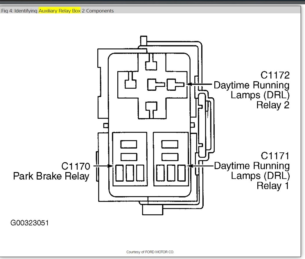 Headlights Not Working: Please Help Headlights Will Not Come On - Headlight Relay Wiring Diagram