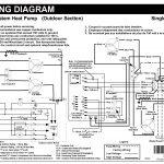Heat Pump Wiring Schematic   Data Wiring Diagram Today   Heat Pump Wiring Diagram