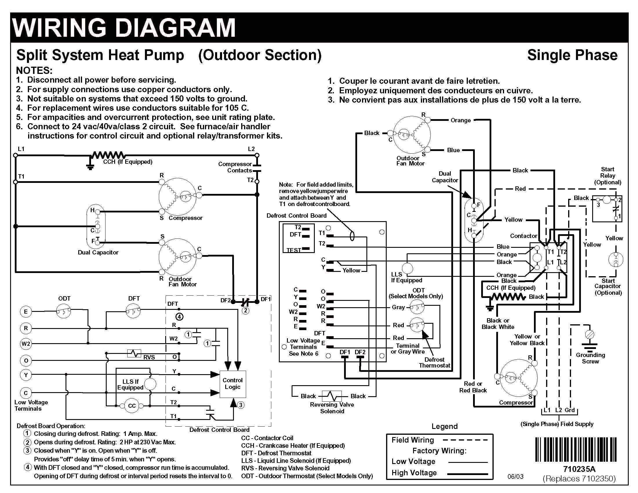 Heat Pump Wiring Schematic - Data Wiring Diagram Today - Heat Pump Wiring Diagram