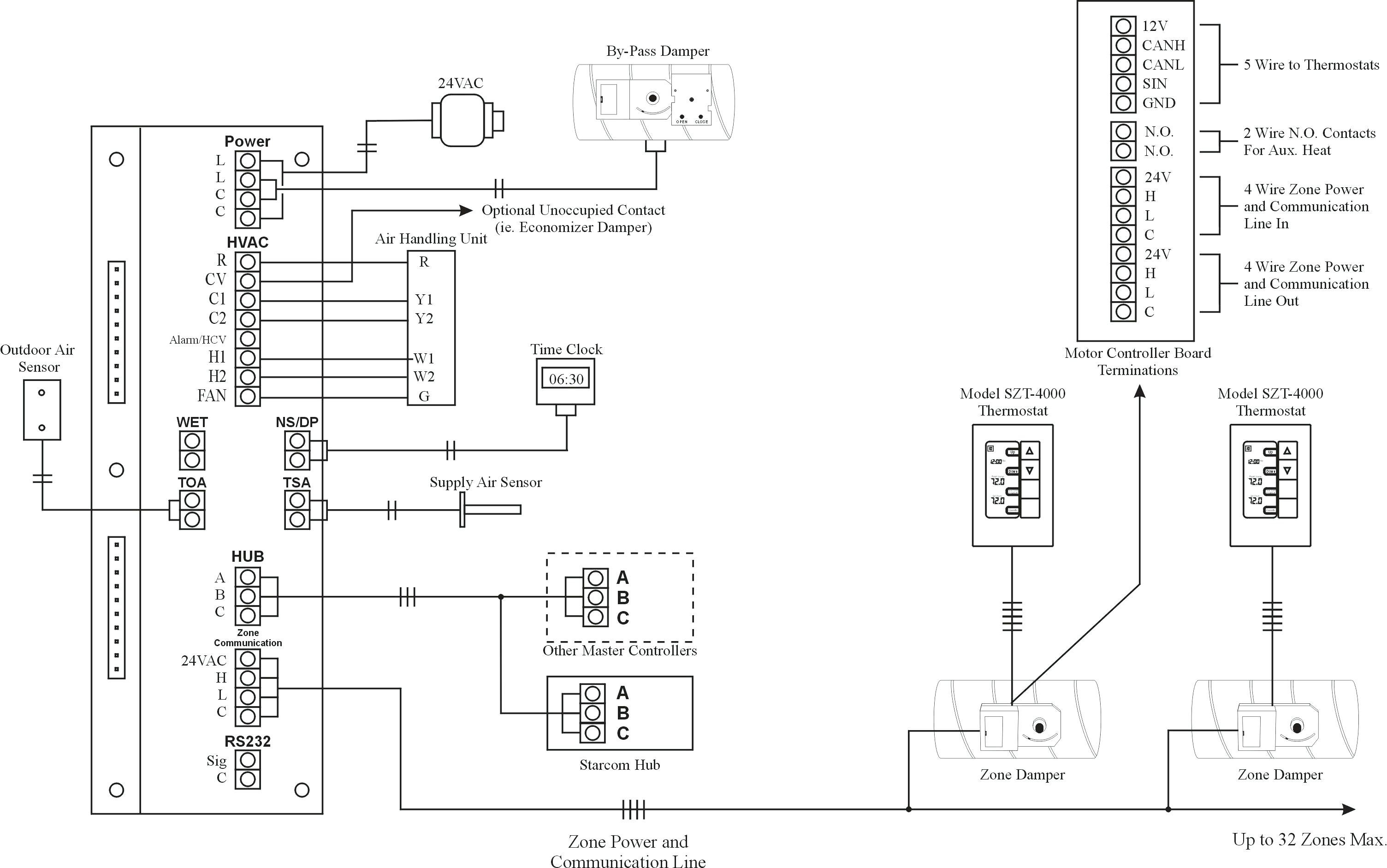 Heat Sensor Wiring Diagram | Wiring Diagram - Photocell Wiring Diagram