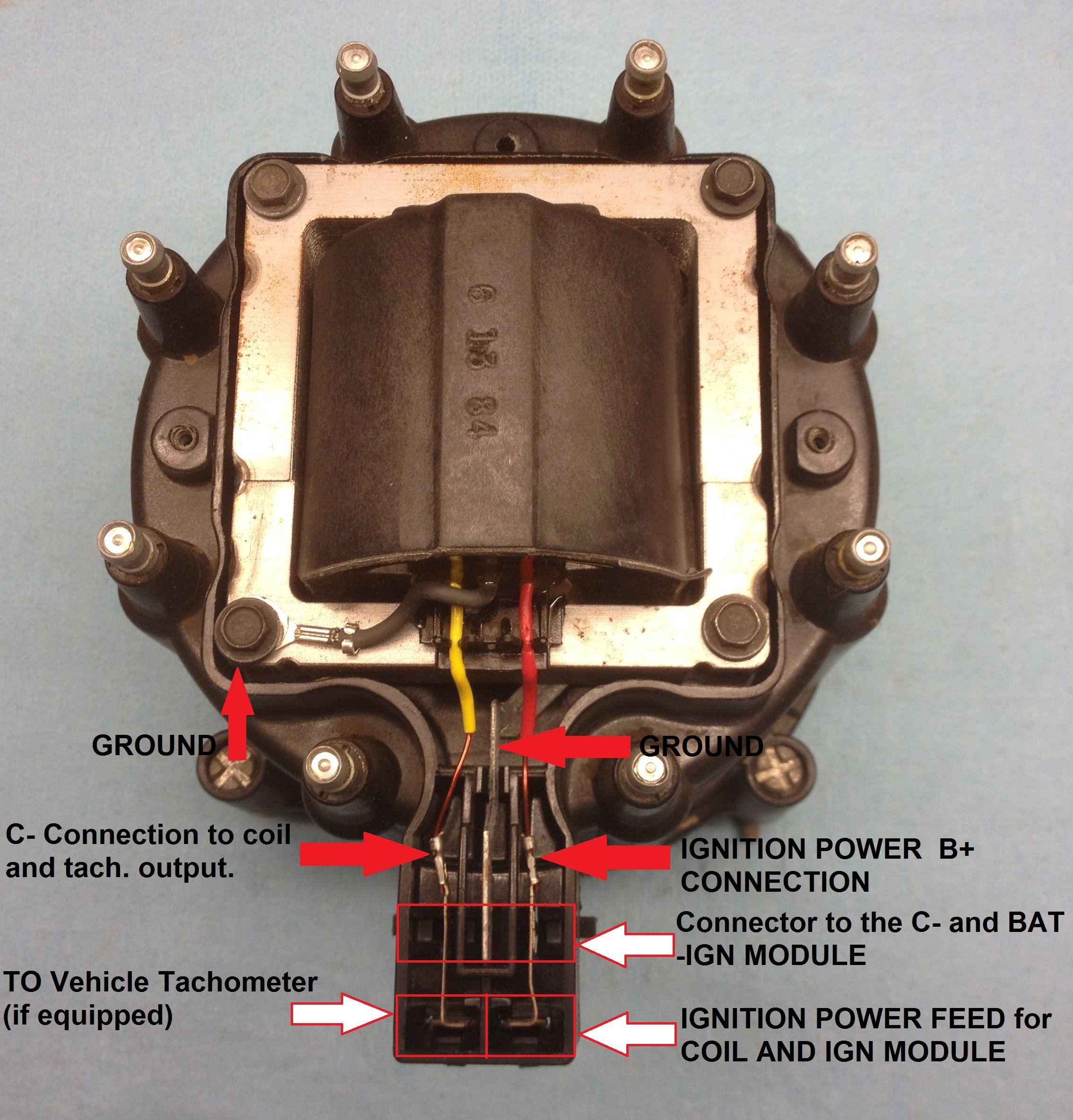 Terrific Gm Wiring Coil In Cap Wiring Diagram Wiring Cloud Inamadienstapotheekhoekschewaardnl