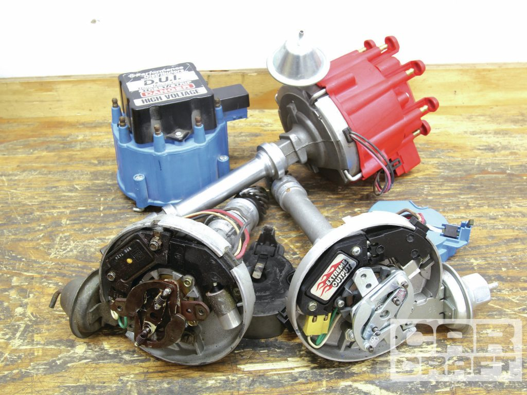 Hei Distributor Tune Up   Hot Rod Network   Chevy Hei Distributor Wiring Diagram