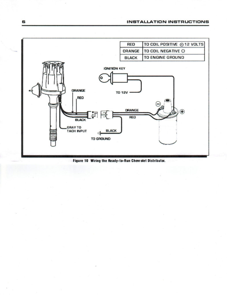 Hei Distributor Wiring Diagram Chevy 350 Luxury Good 18 3 - Hei Distributor Wiring Diagram Chevy 350