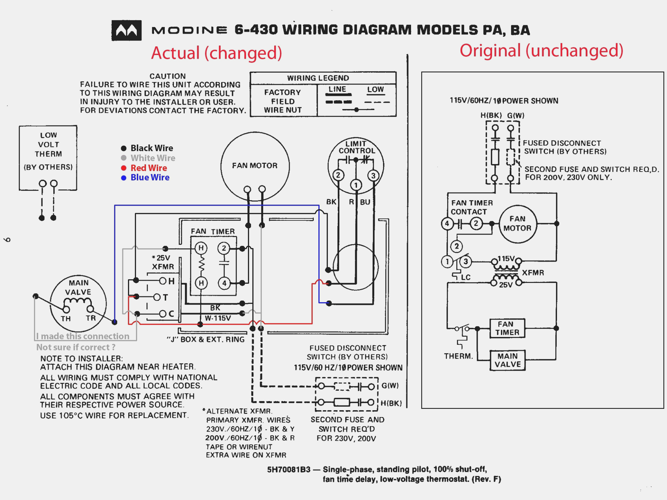 Heil Furnace Wiring | Wiring Diagram - Electric Furnace Wiring Diagram