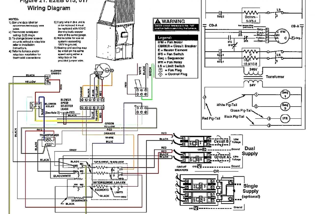 Heil Furnace Wiring - Wiring Diagrams Hubs - Coleman Electric Furnace Wiring Diagram