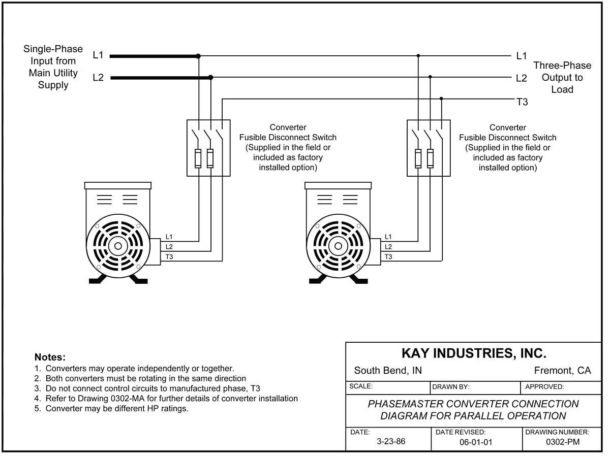 Homemade Rotary Phase Converter Wiring Diagram | Wiring Diagram - Rotary Phase Converter Wiring Diagram