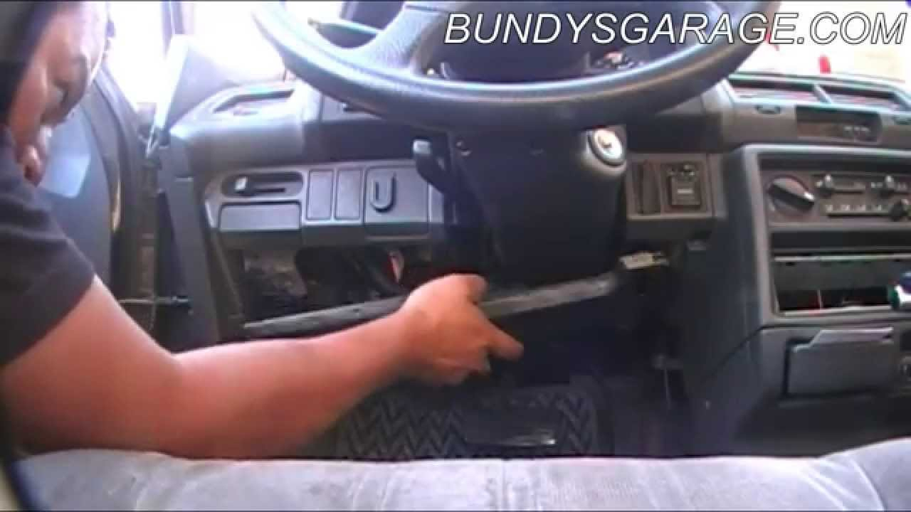 Honda Acura No Start Main Relay Fuel Pump Relay Replacement - Bundys - 1990 Chevy 1500 Fuel Pump Wiring Diagram
