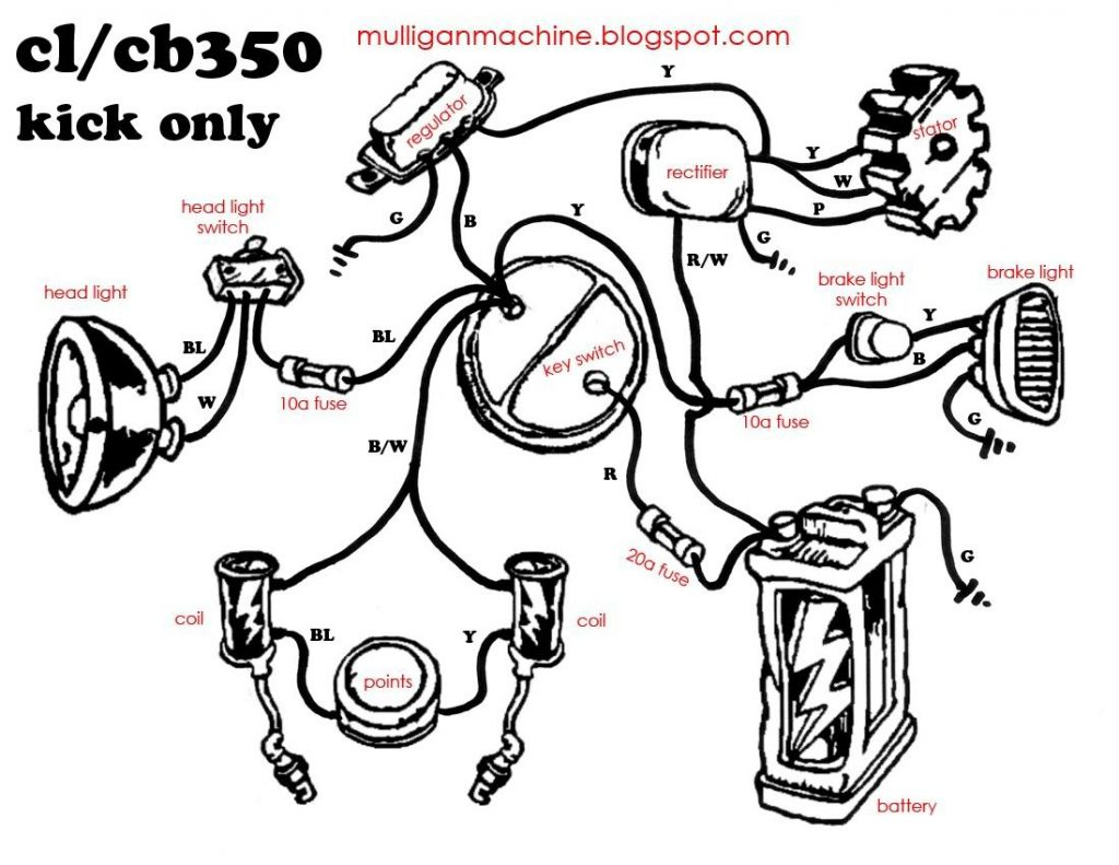 honda cb350 simple wiring diagram useful wiring diagram 1970 Honda CB750 Wiring-Diagram honda cb350 simple wiring diagram electrical circuitsimple motorcycle wiring diagram wirings diagramhonda cb350 simple