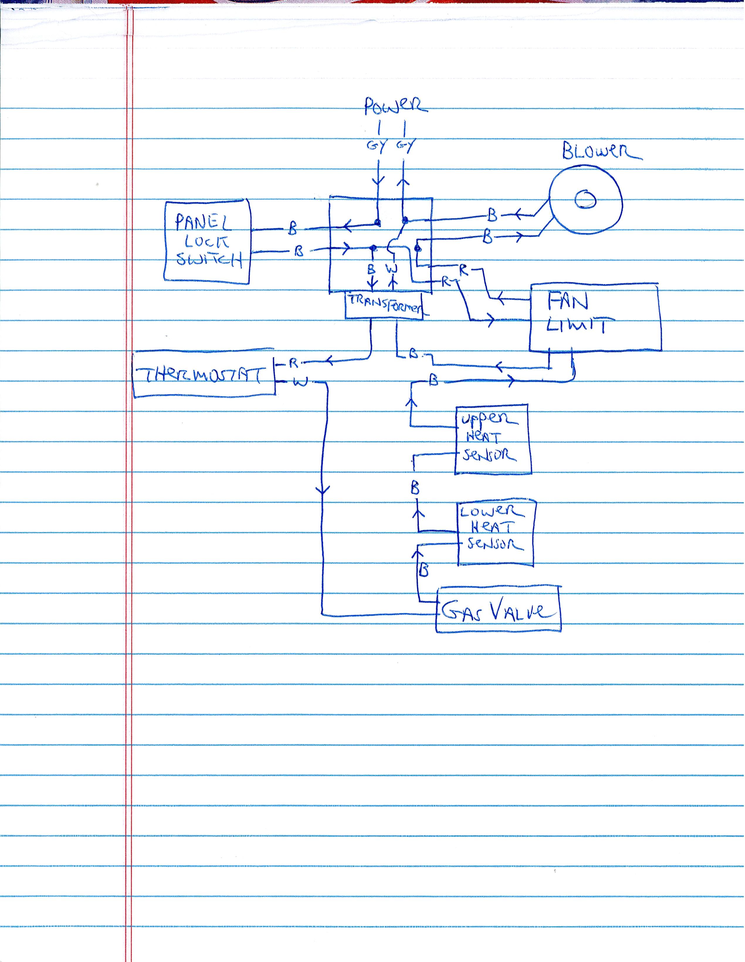 Honeywell Fan Limit Switch Wiring Diagram - Honeywell Fan Limit Switch Wiring Diagram